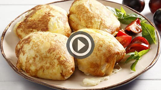 Guarda il video delle Bombe Croque Monsieur