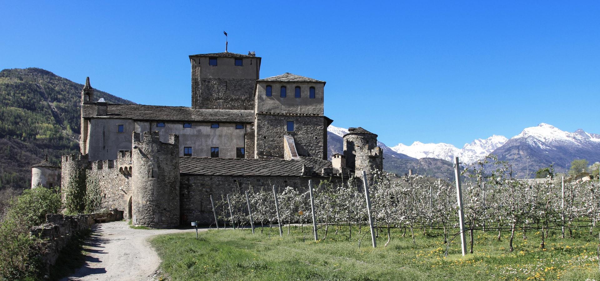 Itinerario d'autunno in Valle d'Aosta, tra castelli e buon cibo a Introd e dintorni