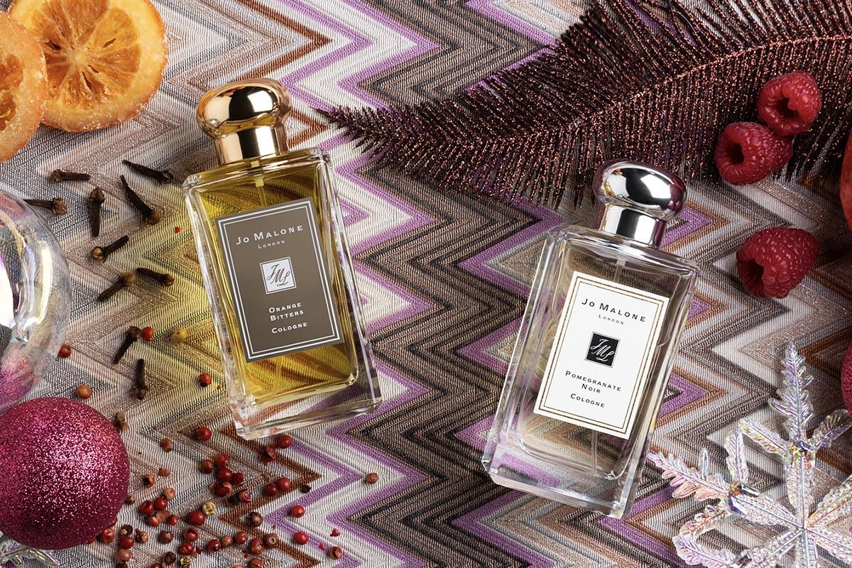 3 ricette preziose per 3 fragranze scintillanti: perfette per brillare durante le Feste