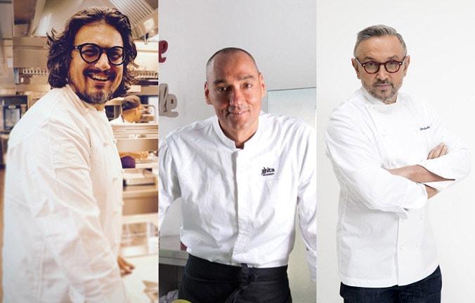 Tre celebri chef ci svelano il loro menu di Natale e ci regalano la loro ricetta di famiglia