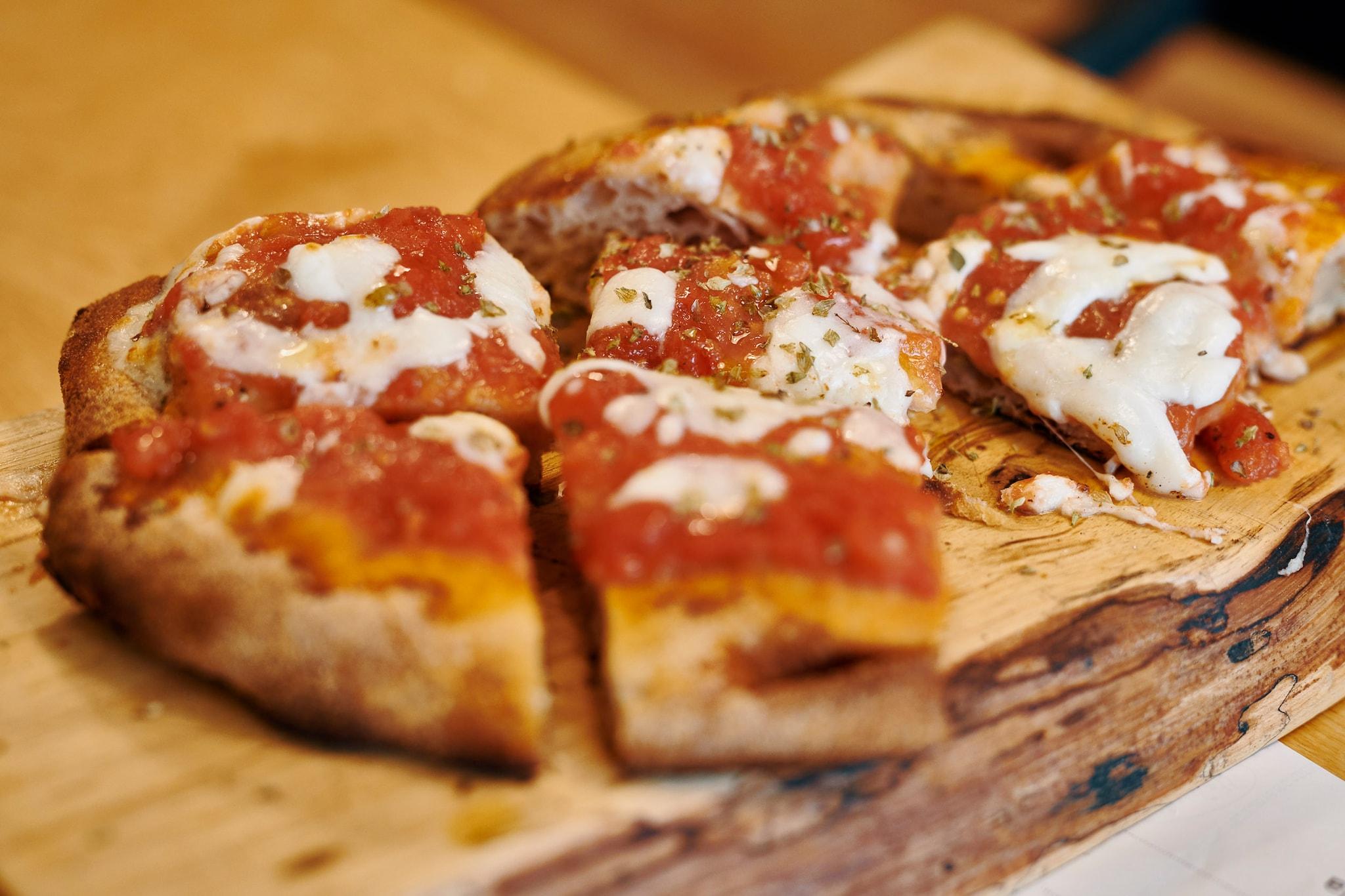 Tutte le pizze di Milano