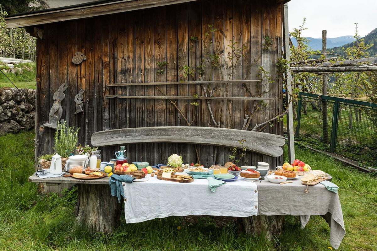 Come nasce una mela. La nostra gita flower power in Val Venosta