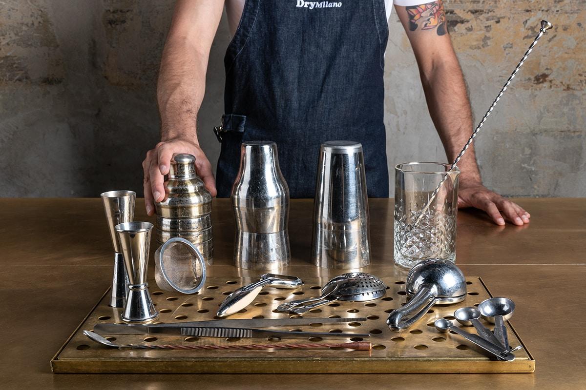 10 attrezzi per preparare ottimi cocktail a casa tua