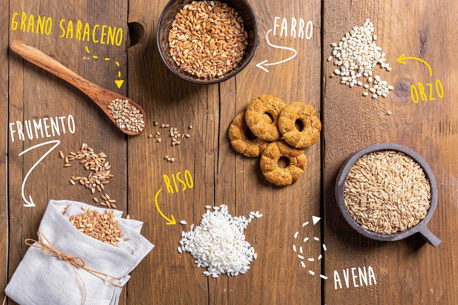 Il benessere passa anche per un biscotto cerealoso. Con il buco!
