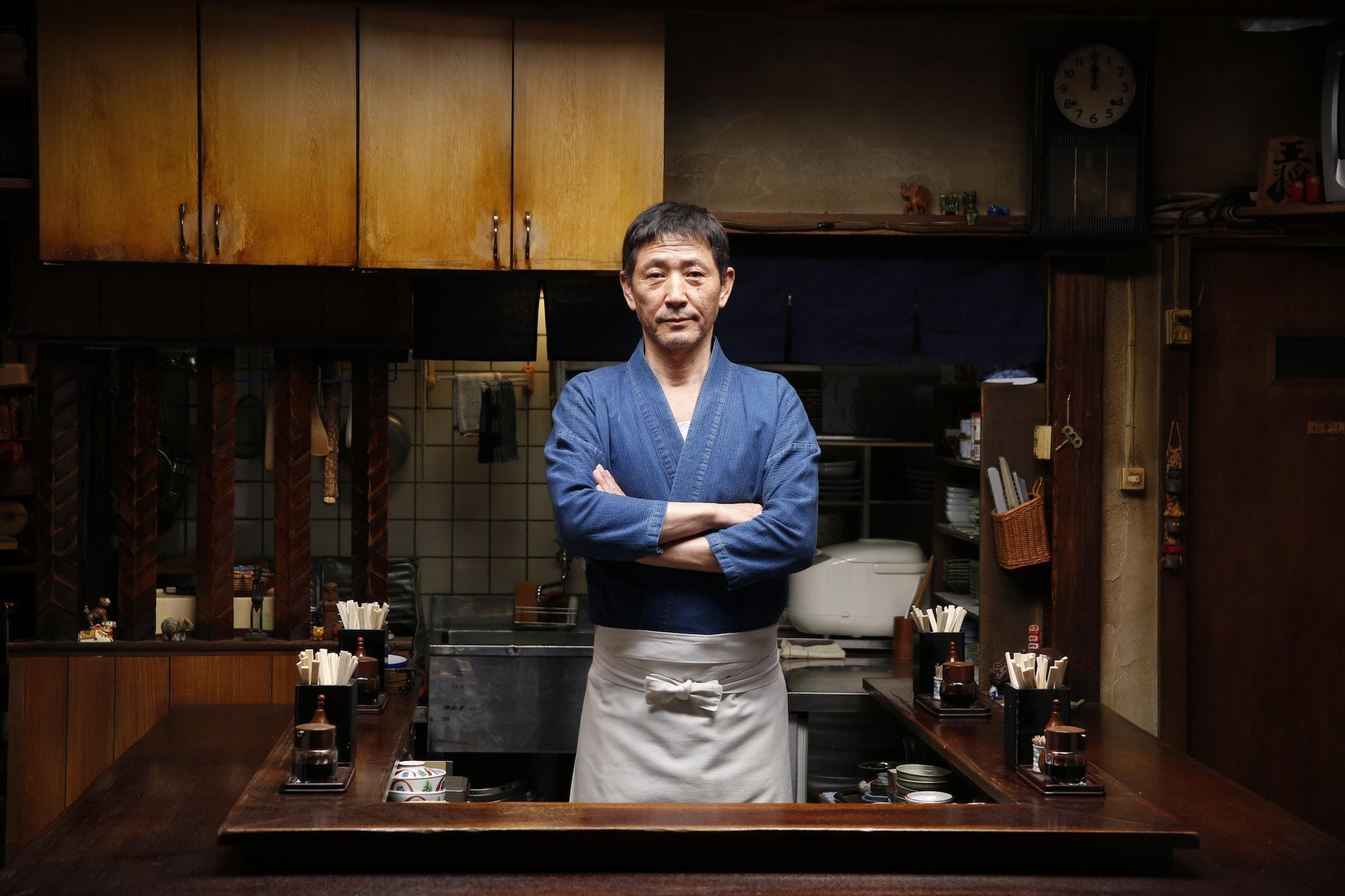 Se vi siete persi Midnight Diner Tokyo Stories guardatela subito.