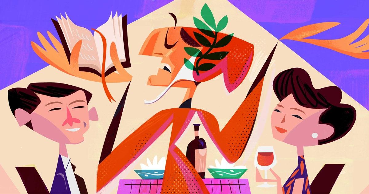 Il pane di Dante e il prosciutto sugli occhi: le parole del cibo spiegate dall'Accademia della Crusca