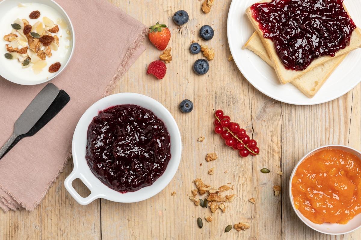 Confetture Vis, pionieri della frutta a colazione