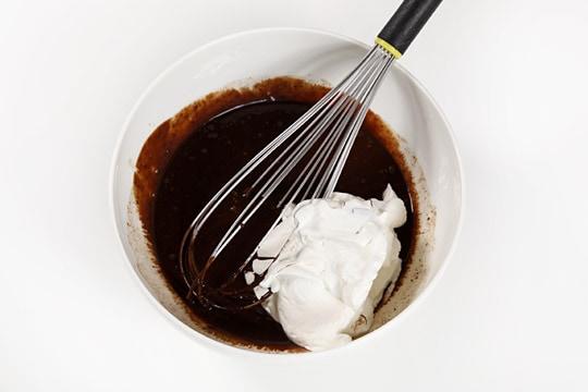 Cake fragole e cioccolato fase 3